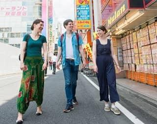 地域まち歩きツアー企画、着地型観光で旅行業を起業検討または旅行業をされている方へ