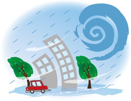 旅行会社として知っておくべき自然災害時の取消料について